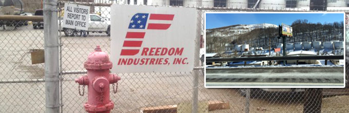 Freedom Industries Chemical Disclosure