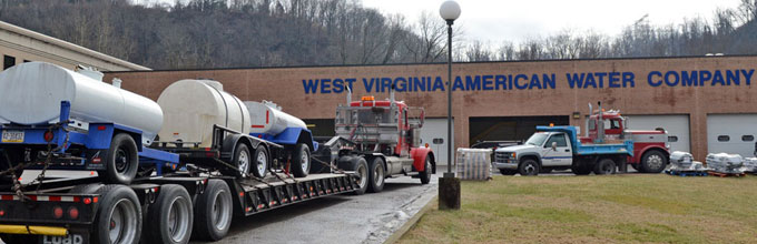 Water-Relief Tankers Pulled In West Virginia Following Complaints of Unusual Odor