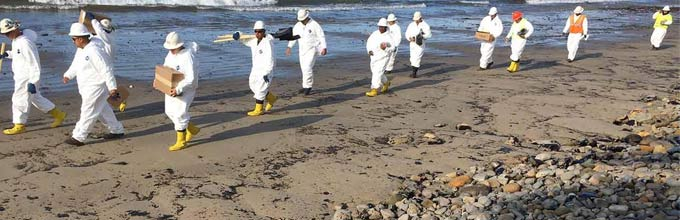 Class Action Lawsuit Filed over Refugio Oil Spill